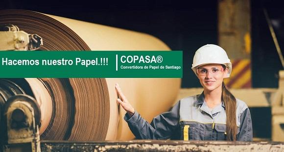 Convertidora de Papel de Santiago, COPASA